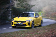 Kia Stinger GT S long-term review