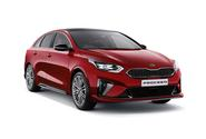 Kia Proceed front side