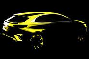 Kia Xceed design sketch