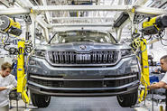 Skoda Kodiaq enters production, plus prices and specs