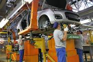 Lada production line
