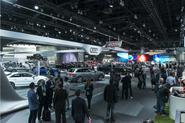 LA motor show