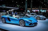 Lamborghini Frankfurt motor show