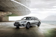 Lexus ES revealed as driver-focused GS replacement