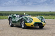 Lister Jaguar Knobbly Stirling Moss Edition