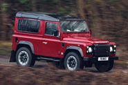 399bhp Land Rover Defender V8 sold out