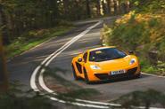 Used supercar guide: the half-price McLaren MP4-12C