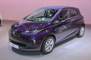 More powerful Renault Zoe R110 to cost £250 more than R90
