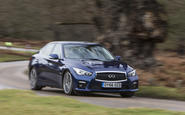 2016 Infiniti Q50 Country Road