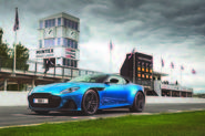 Aston Martin DBS Superleggera driven at Goodwood Circuit