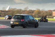 DS 3 Performance on track