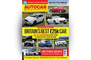 Autocar magazine 17 August