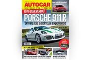 Autocar magazine 8 June - out now