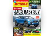 Autocar magazine 31 August - out now