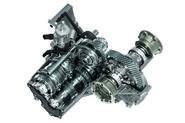 Volkswagen MQ281 gearbox cutaway