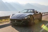 Maserati GranCabrio Sport 2017 review