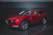 Mazda CX-30 2019 Geneva motor show reveal - Autocar front