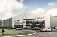 New McLaren Composites Technology Centre