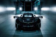 McLaren P1 GTR on test