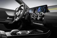 Mercedes A-Class interior