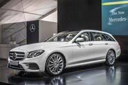 Mercedes-Benz E-Class Estate revealed
