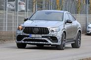 Mercedes-AMG GLE63 Coupe front