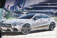 2018 Mercedes-Benz A-Class Saloon leaks online ahead of Beijing reveal