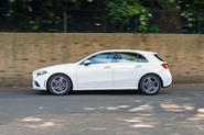 Mercedes-Benz A Class long-term review - A250 otr