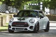 Mini John Cooper Works Challenge 2016 Goodwood Festival of Speed