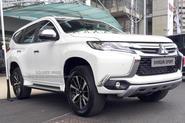 Mitsubishi Shogun Sport to go on sale in UK in January