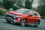 Mitsubishi Eclipse Cross 4WD 2018 UK review