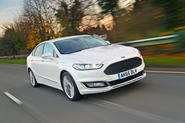 James Ruppert: Ford Mondeo Vignale