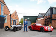 A day with Morgan boss Steve Morris