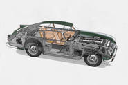 Older cars' chassis rigidity may not be what it used to be