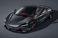 McLaren reveals 'stealth' customised 720S