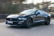Ford Mustang GT 5.0 V8 automatic 2018 review
