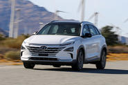 Hyundai Nexo FCEV 2018 review