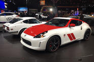 Nissan 370Z 50th Anniversary edition - New York Motor Show 2019 - lead