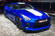 Nissan GT-R 50th Anniversary edition - New York motor show 2019 - lead