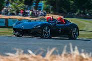 Ferrari SP2 at Goodwood Festival of Speed 2019