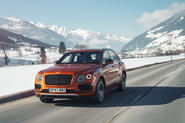 Bentley Bentayga V8 2018 review