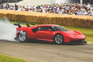 Ferrari P80/C at Goodwood Festival of Speed 2019