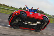 Stunt driving with Paul Swift