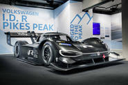 Volkswagen ID R Pikes Peak: 671bhp electric prototype launched