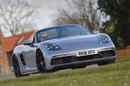 Porsche Boxster GTS 2018 UK review
