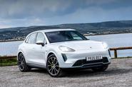 Porsche Macan EV render as imagined by Autocar
