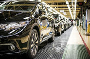 UK car success under threat from Brexit, says industry