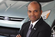 Ford chief Raj Nair ousted after reports of 'inappropriate behaviour'