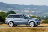 Range Rover Sport P400e 2018 review
