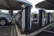 Rapid charging hub